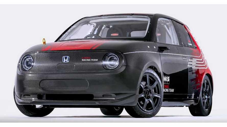 Honda e-Drag - Le poids est l'ennemi