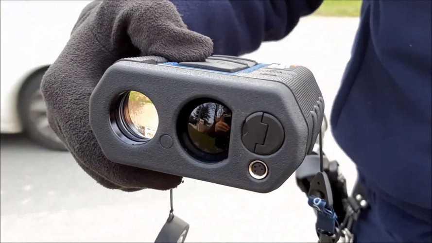Le radar de poche débarque sur les routes !