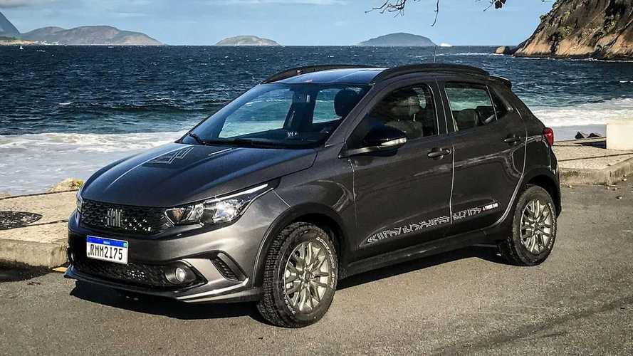 Fiat Argo Trekking 1.3 2021
