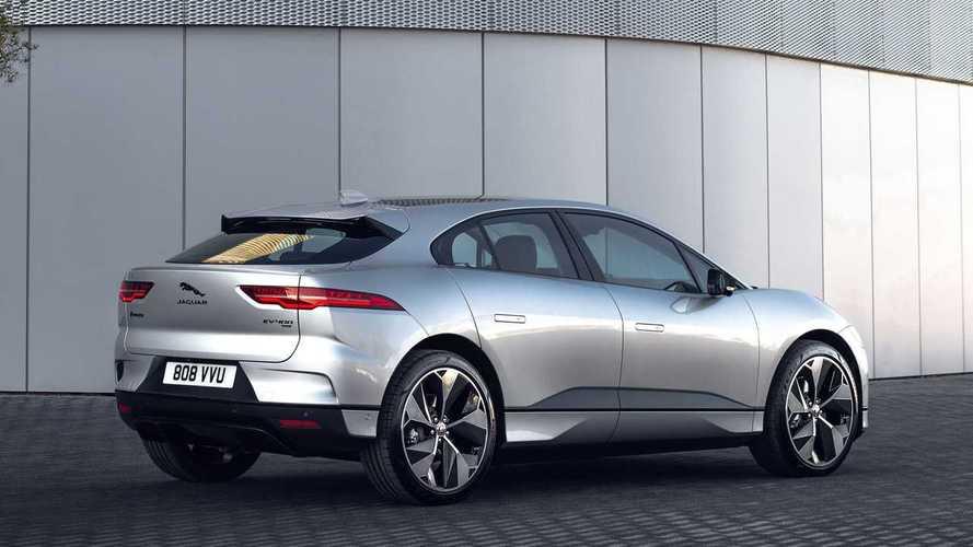 Jaguar I-PACE Black 2021
