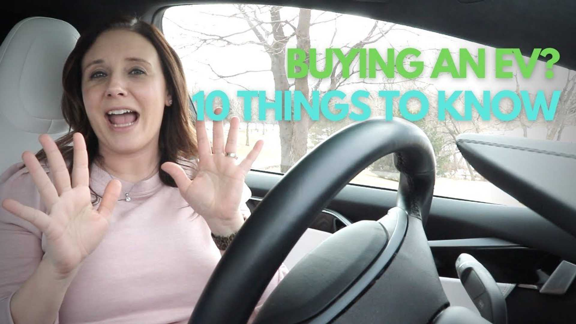 Tesla Model X Owner: 10 Things You Must Know Before Buying An EV