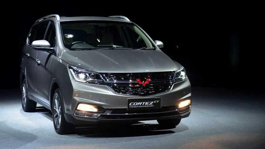 Wuling Cortez CT L Top Model MPV dengan Harga Kompetitif