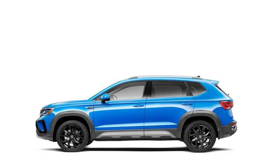 Volkswagen Taos 2022 Basecamp