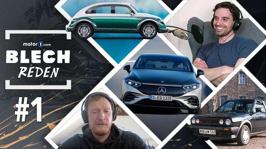 BLECH REDEN #1: Mercedes EQS und das schlechteste Auto der Welt