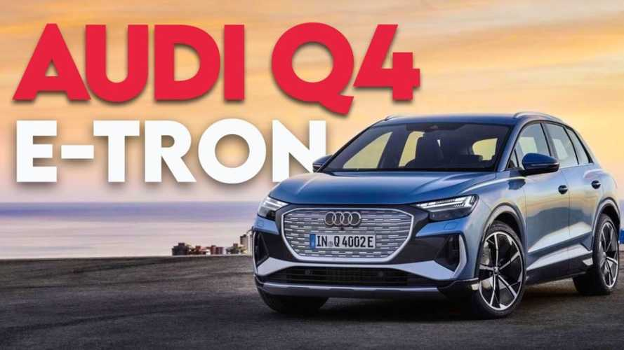 Audi Q4 E-Tron: Everything You Need To Know