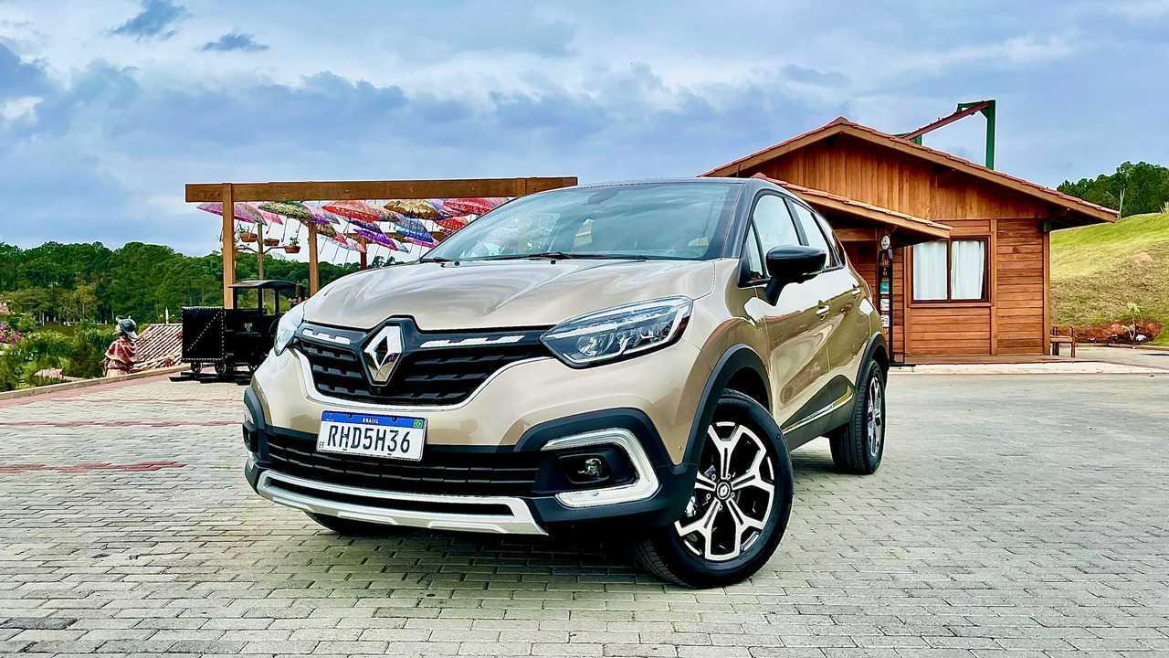 Renault Captur 1.3 Turbo 2022