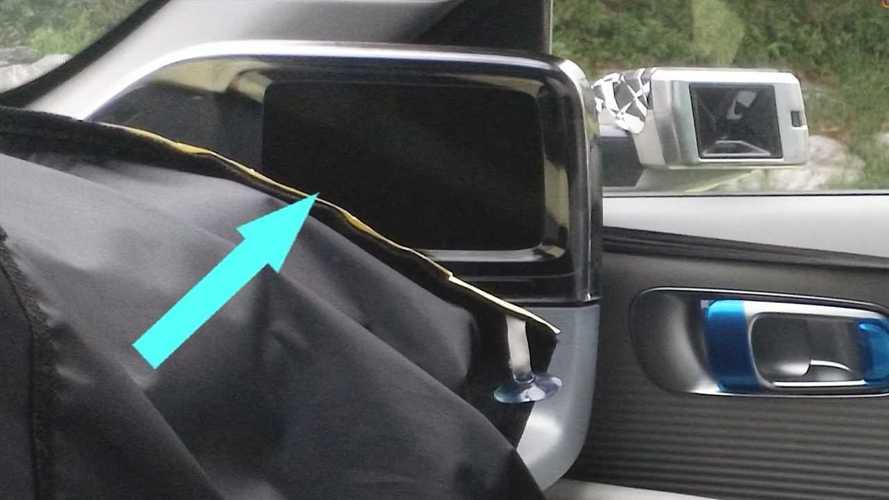 Hyundai Ioniq 6 Sedan Spied With Extra Interior Screens