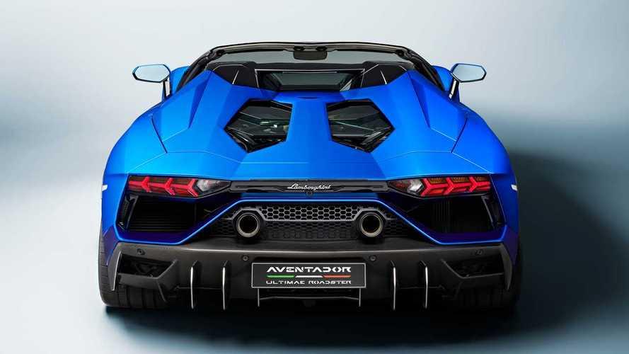 Lamborghini, V12 çağına Aventador Ultimae ile veda edecek