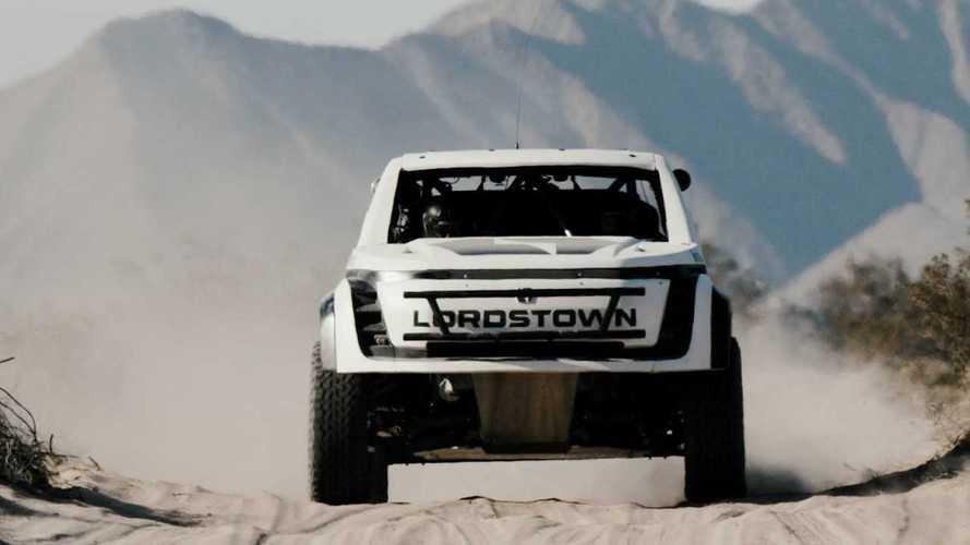 Lordstown Motors Explains Withdrawal From SCORE San Felipe 250
