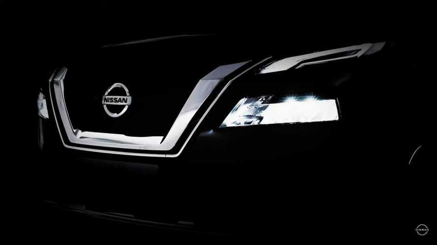 Nissan раскрыл время премьеры нового X-Trail