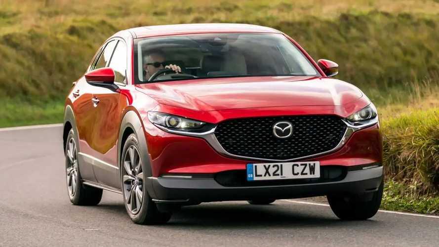 Mazda CX-30 e-Skyactiv X GT Sport Tech