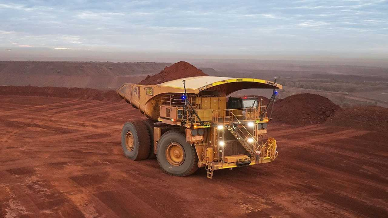 Williams Advanced Engineering is partnering with Fortescue Metals Group to create a new battery electric haul truck for use in mining