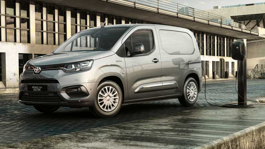 Toyota ProAce City Electric 2021