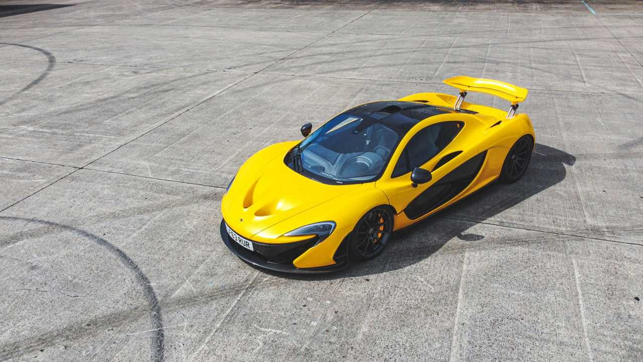 Eladó az első legyártott McLaren P1