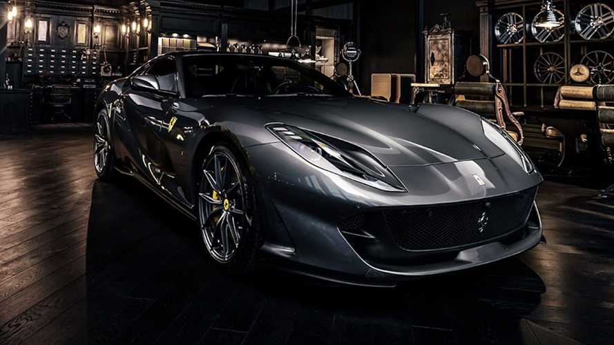 Ferrari 812 Superfast gets high-end treatment from Carlex Design
