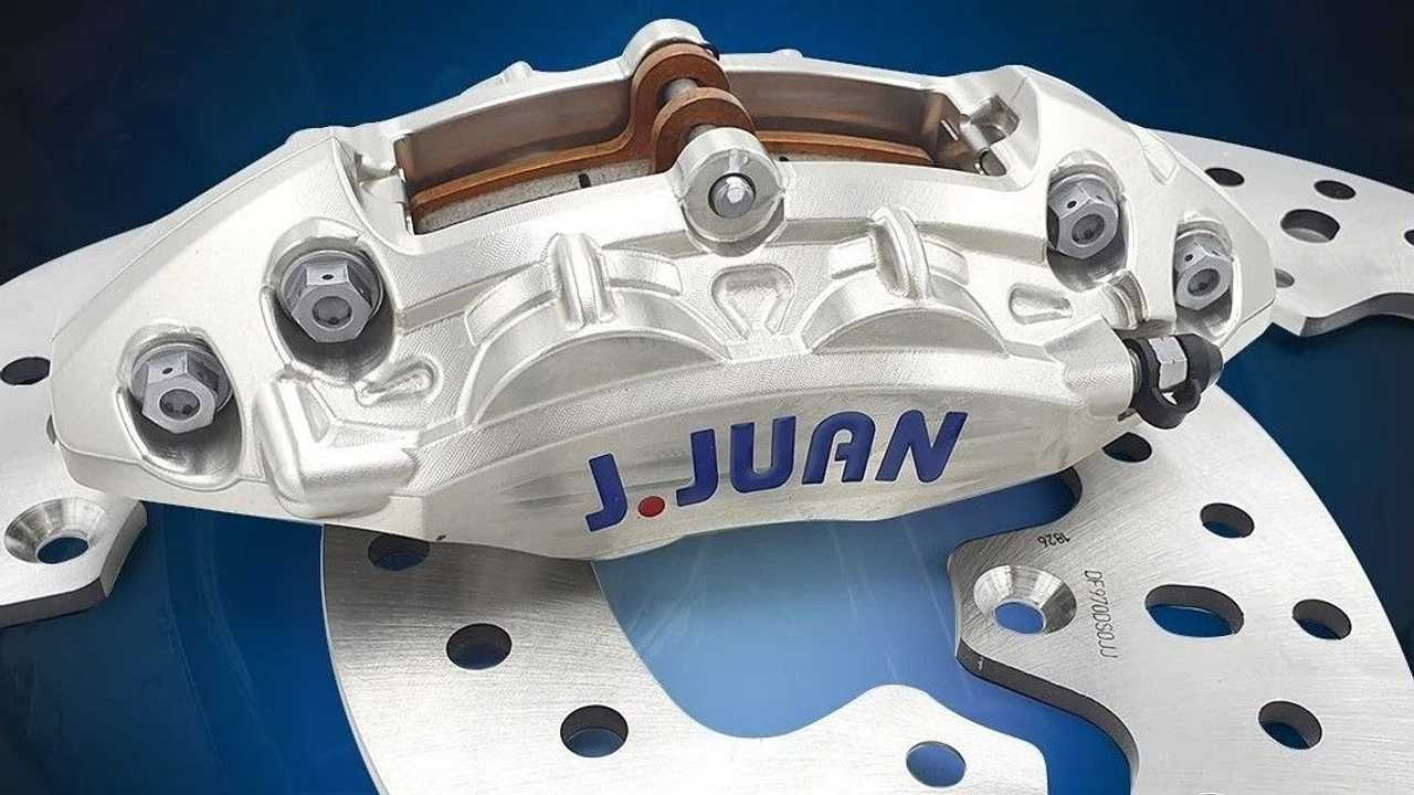 J.Juan Caliper and Rotors