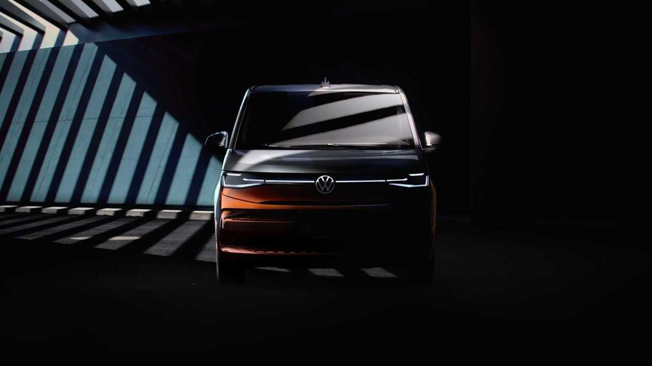 Den VW T7 Multivan wird es nicht mit manuellem Getriebe geben