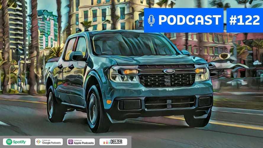 Motor1.com Podcast #122: Ford Maverick e suas chances no Brasil