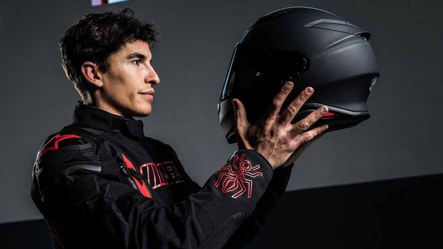 Shoei Taps Marquez Brothers To Sell New NXR2 Helmet