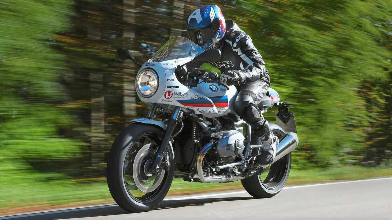 Wilbers BMW R NineT Racer conversion kit