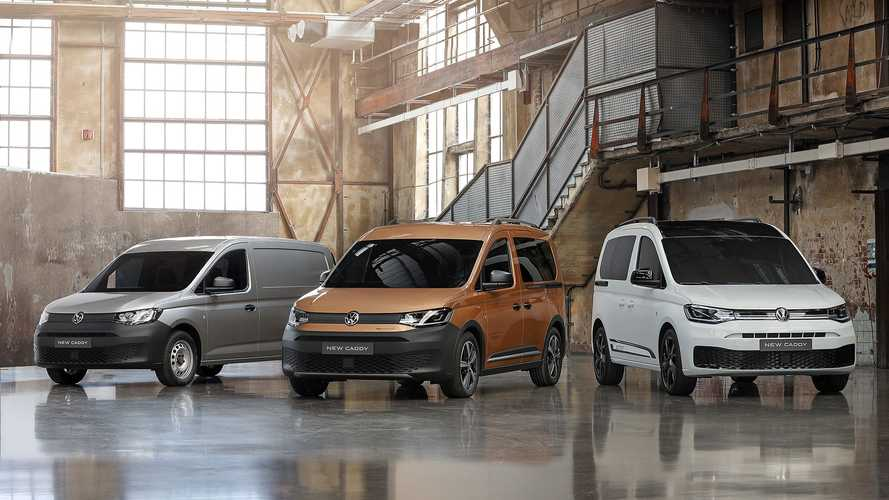 2021 VW Caddy PanAmericana