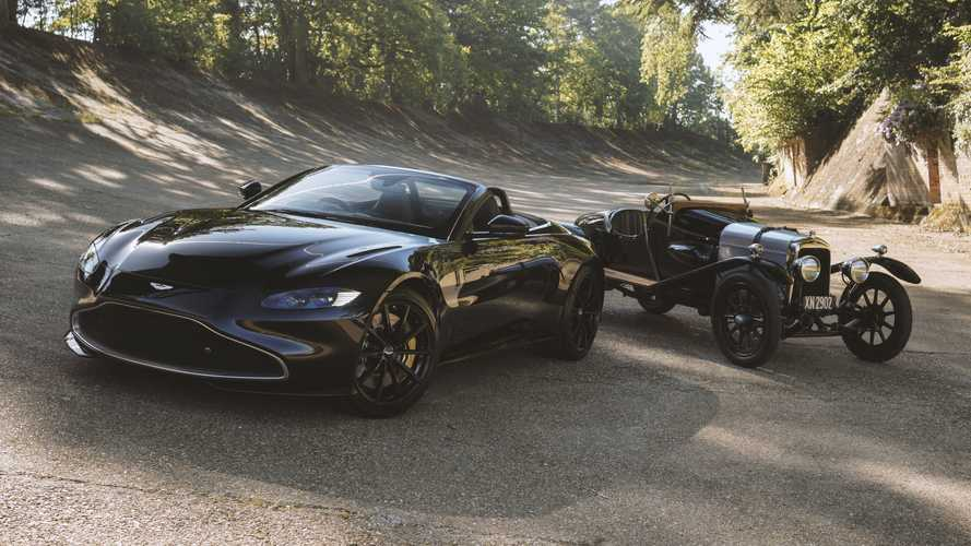 Special Aston Martin Vantage Roadster Pays Homage To Brand's Oldest Car
