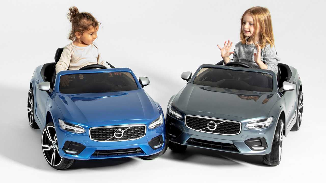 Volvo offers a generous parental leave package.