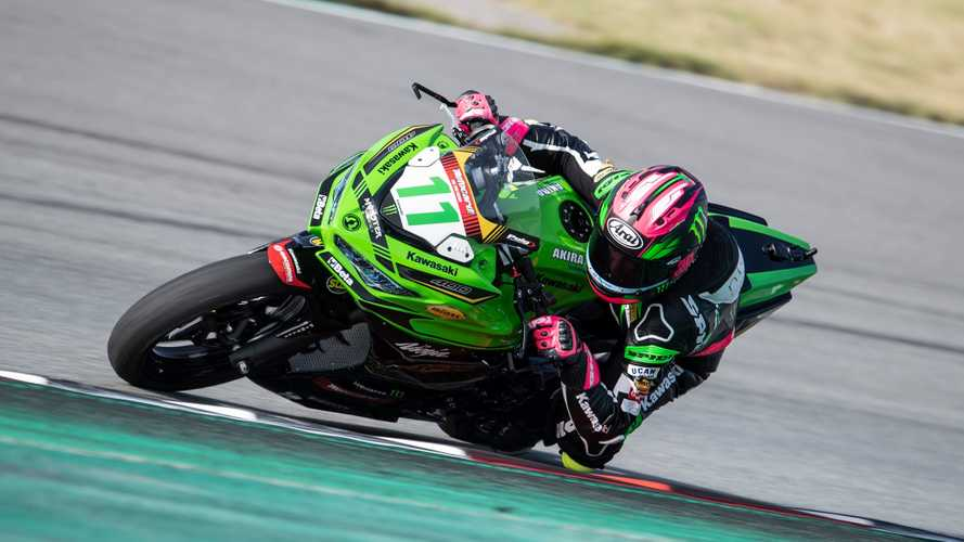 World Supersport Champ Ana Carrasco Is Back After Spinal Injury