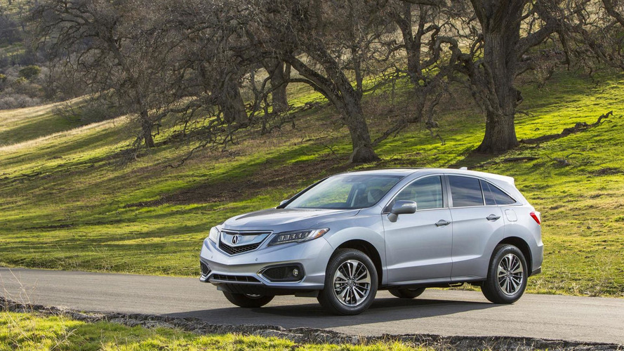 2016 Acura RDX pricing announced, goes on sale tomorrow