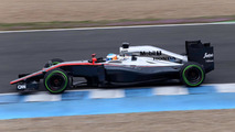 McLaren MP4-30. 03.02.2015, Formula One Testing, Day Three, Jerez, Spain / XPB