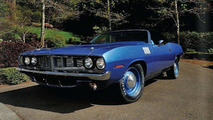 1971 Plymouth Hemi Cuda Convertible for sale