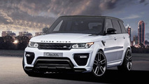 Range Rover Sport by Caractere Exclusive