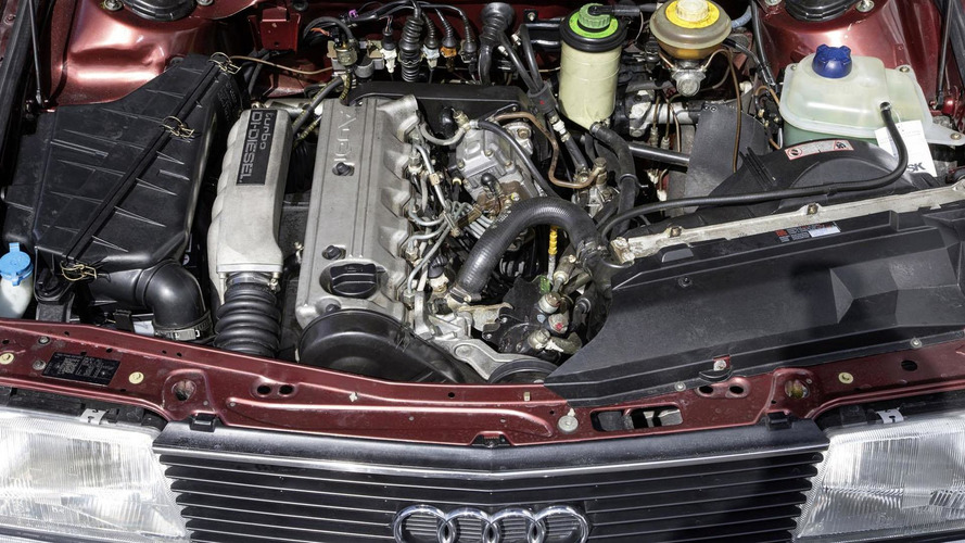 Audi celebrates the 25th anniversary of their TDI engine [video]