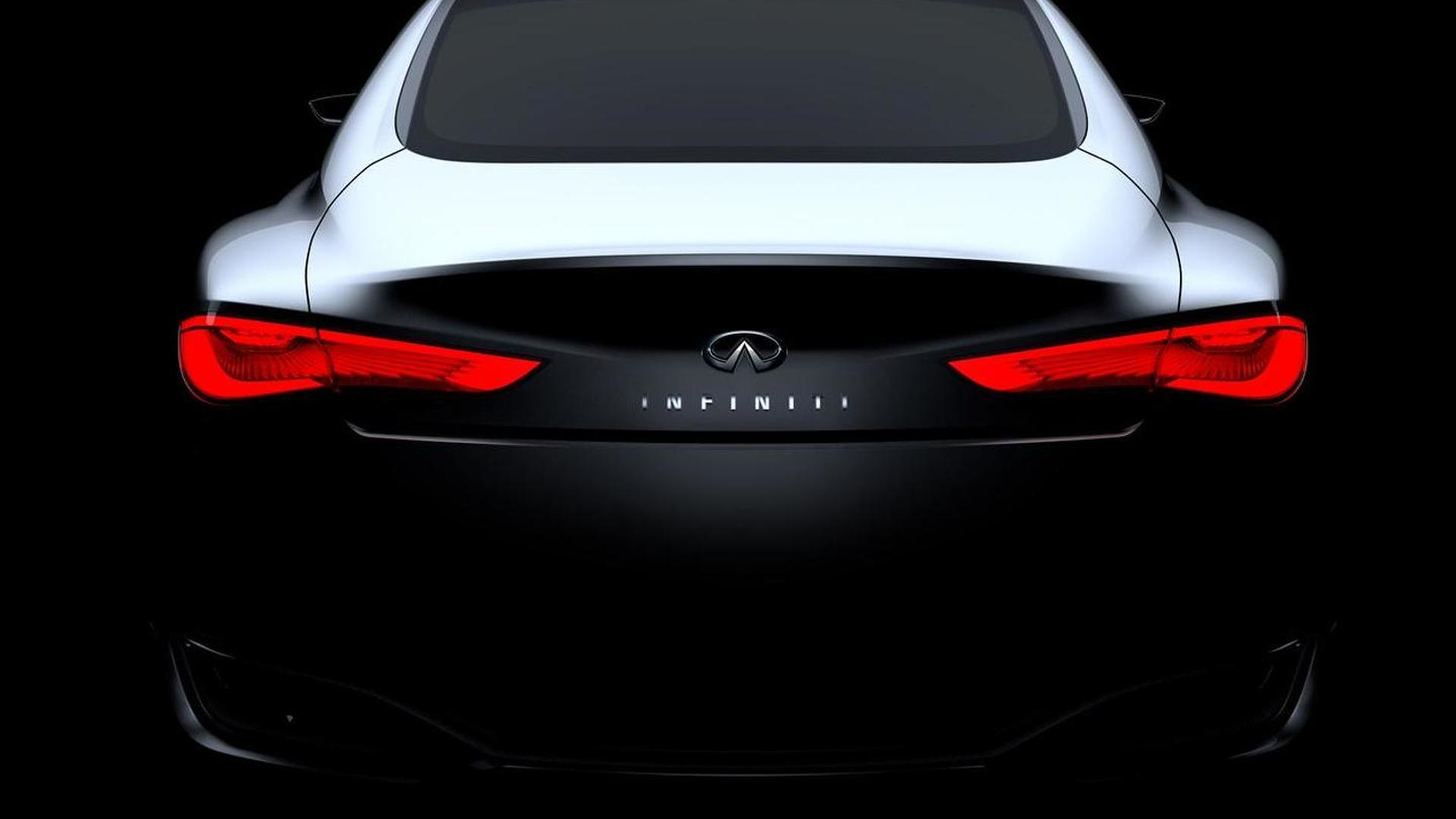 Infiniti Q60 Concept Fully Revealed With Twin Turbo 30