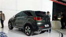 Kia KX3 live photos / motor.es