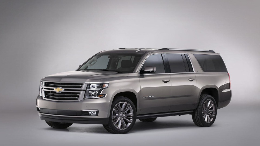 Chevrolet Suburban Premium Outdoors concept