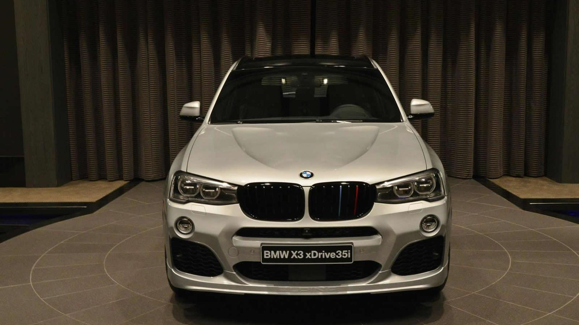 Bmw X3 Xdrive35i With M Performance Parts 579014