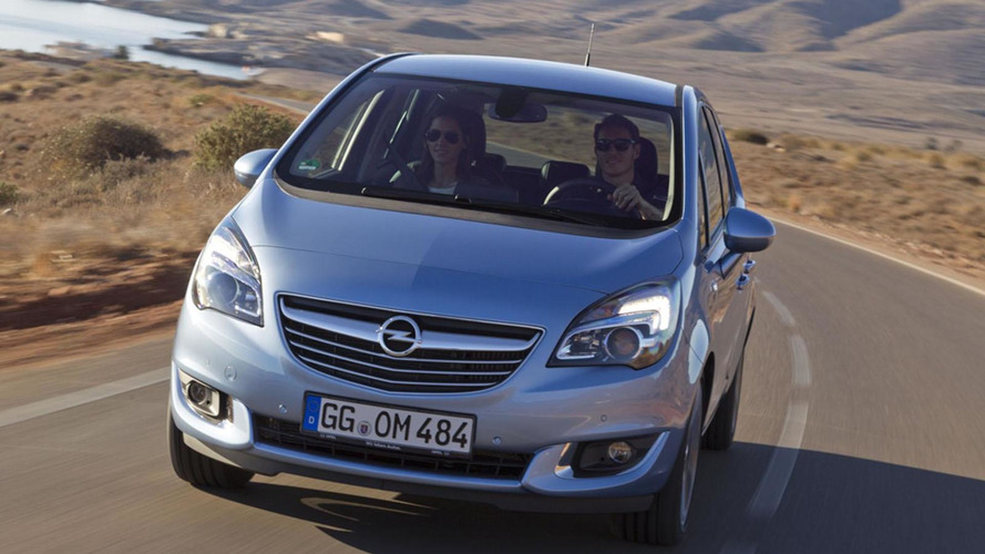 2014 Opel Meriva Articles Motor1