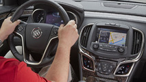 Buick LaCrosse with Apple Car Play