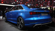 Audi RS3 2017 Mondial de l'Automobile