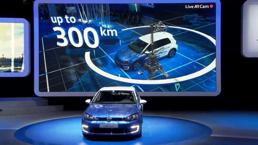 Bant yayın: Volkswagen Paris Basın Konferansı