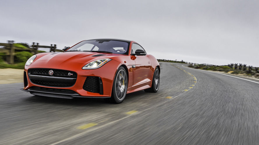 Jaguar зарегистрировал имя J-Type
