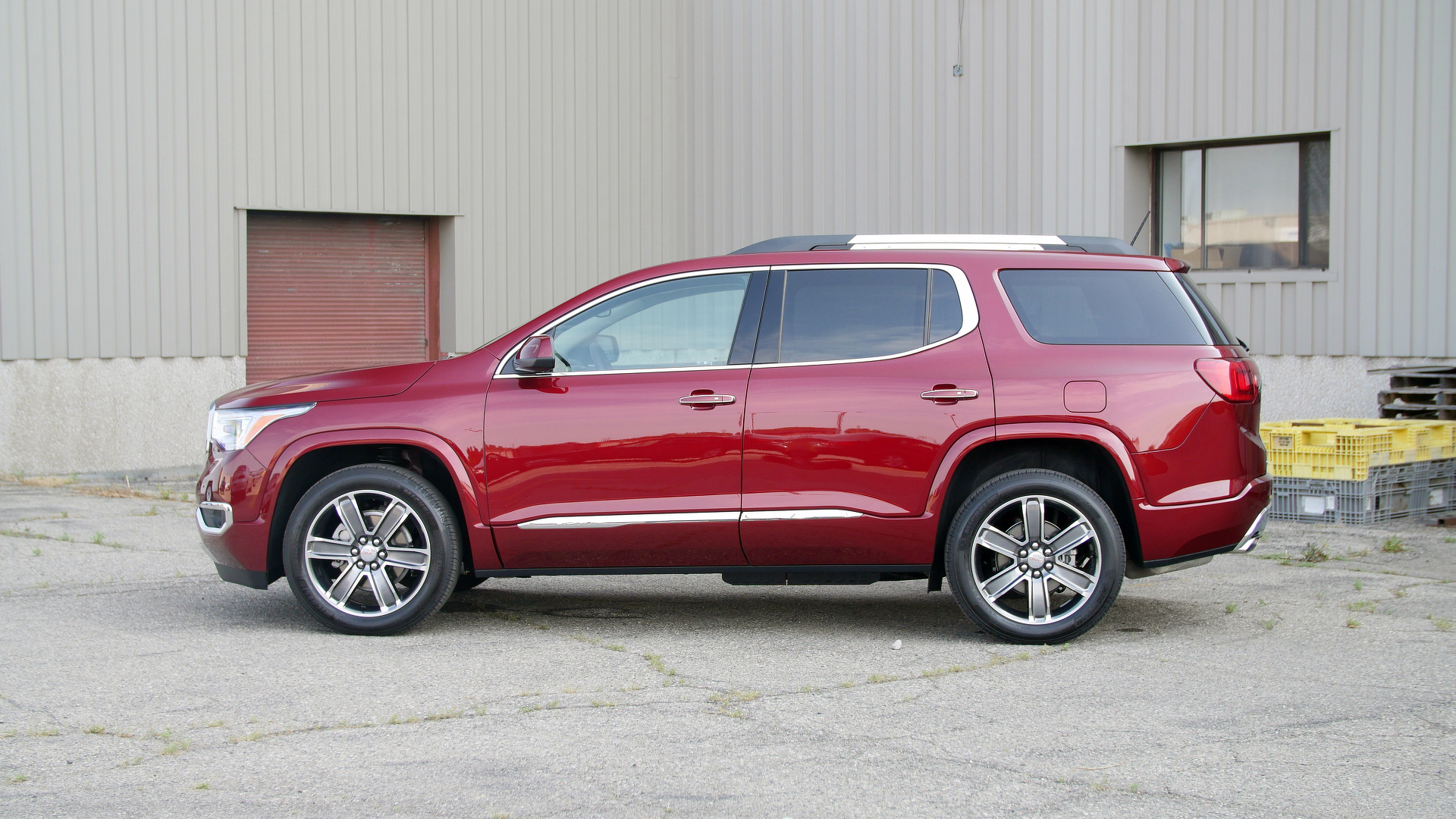 2017 Gmc Acadia Denali Why Buy