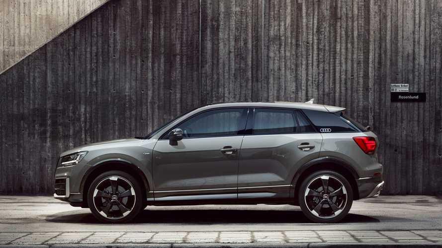 Une version électrique de l'Audi Q2 ?