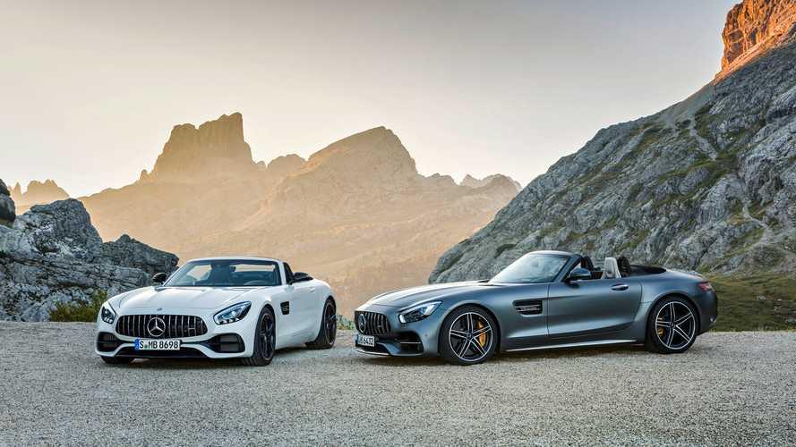 La nouvelle Mercedes-AMG GT Roadster officiellement présentée !