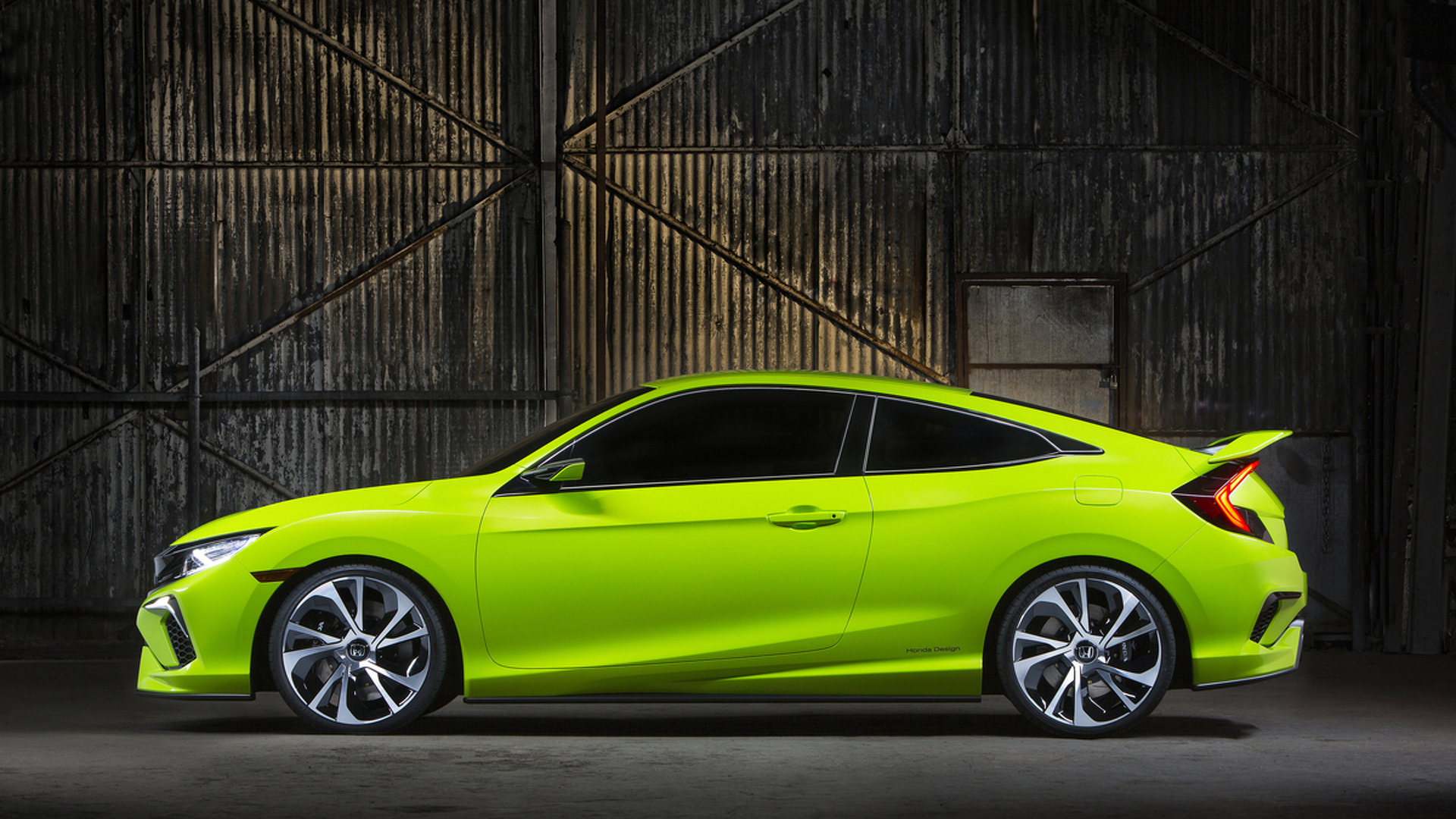 Honda Civic 10Th Gen >> Tenth Gen Honda Civic Coupe Designer Talks Behind The Design