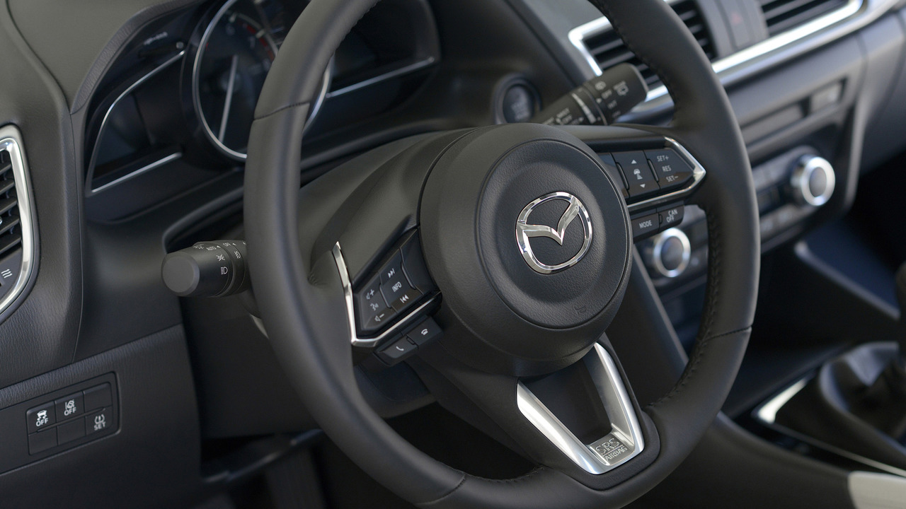 2017 Mazda3, Mazda6 restyled, gain more technology
