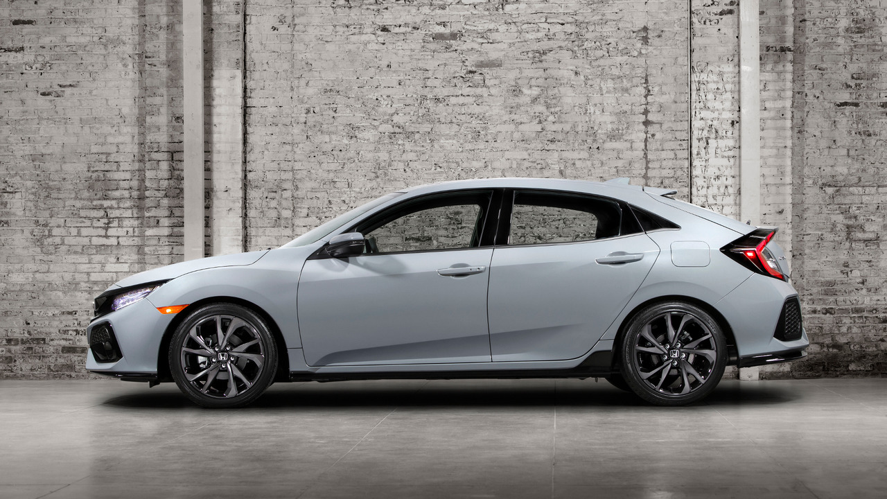 2017 Honda Civic Hatchback Coming To The US This Fall