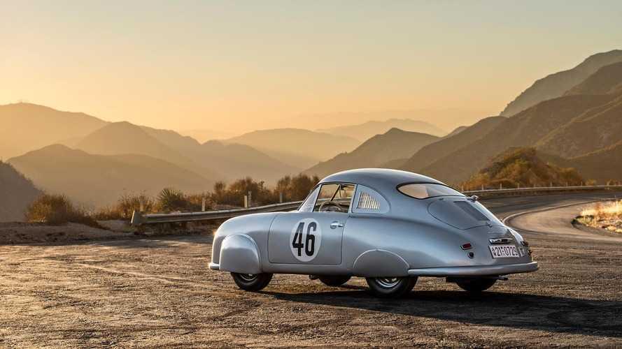 VIDÉO - La première Porsche gagnante au Mans entièrement restaurée