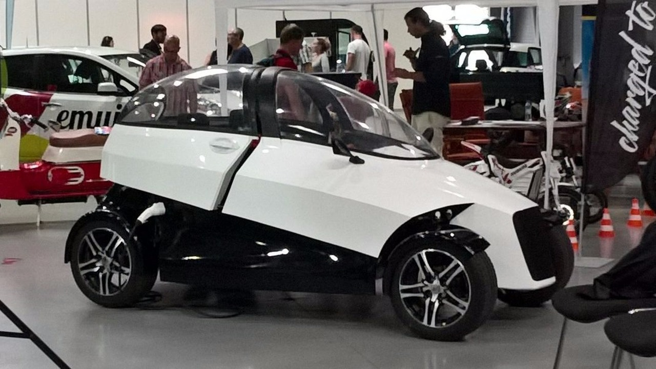 4ekolka electric car